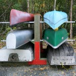 Canoes and Rowboats available for rental
