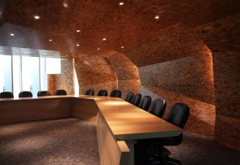 the cave at edgematrix office by forum architects