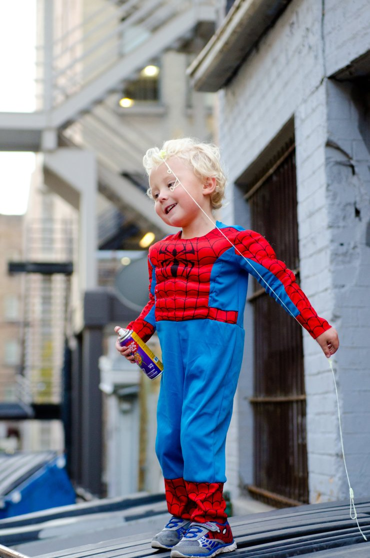 spiderman-halloween