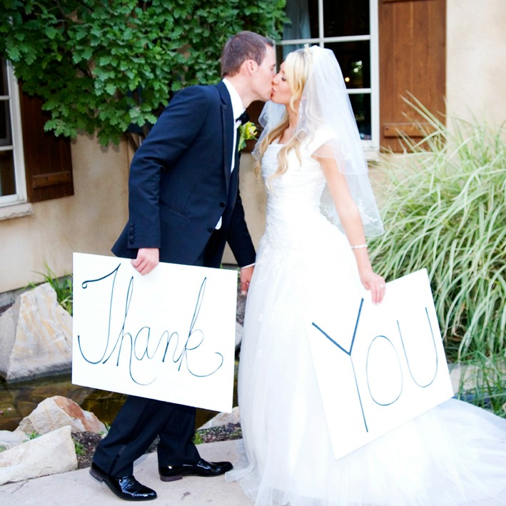 Thank you card wedding ideas birdalamode