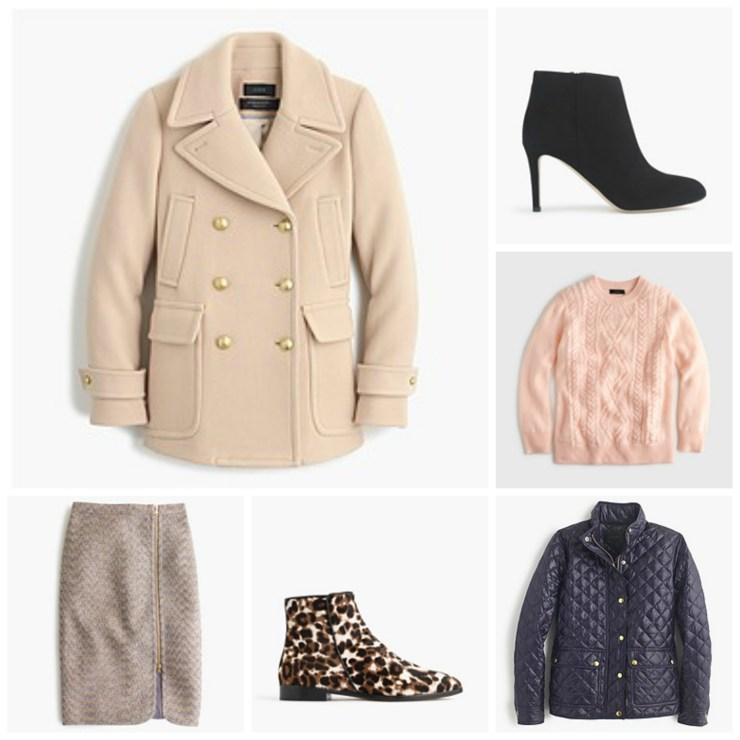 jcrew fall sale