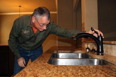 Plumbing Leak Detection and Repair
