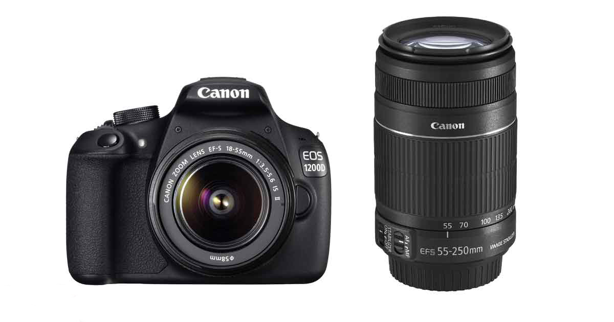 canon-eos-1200d-with-18-55mm-55-250mm-lenses