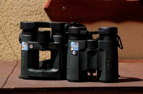 Pentax 32mm: DCF BC i DCF ED, fot. Sławomir Przybyłowicz