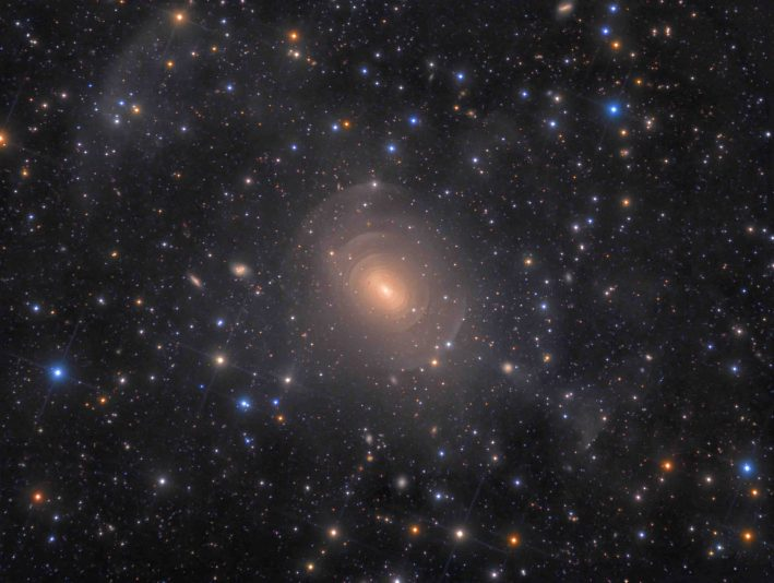 G31180303644_Winner_Shells of Elliptical Galaxy NGC 3923 in Hydra © Rolf Wahl Olsen_0