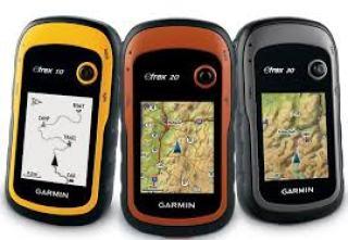 GPS DE NAVEGAÇÃO ETREX