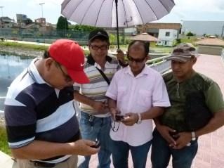 CURSO PRÁTICO DE GPS DE NAVEGAÇÃO