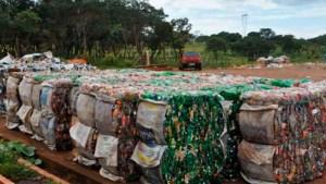 Pátio de reciclagem