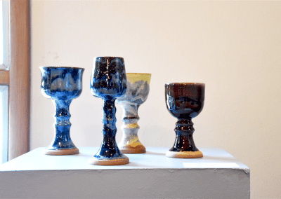Kylie Rieke's Exhibition Pottery | Fine Art