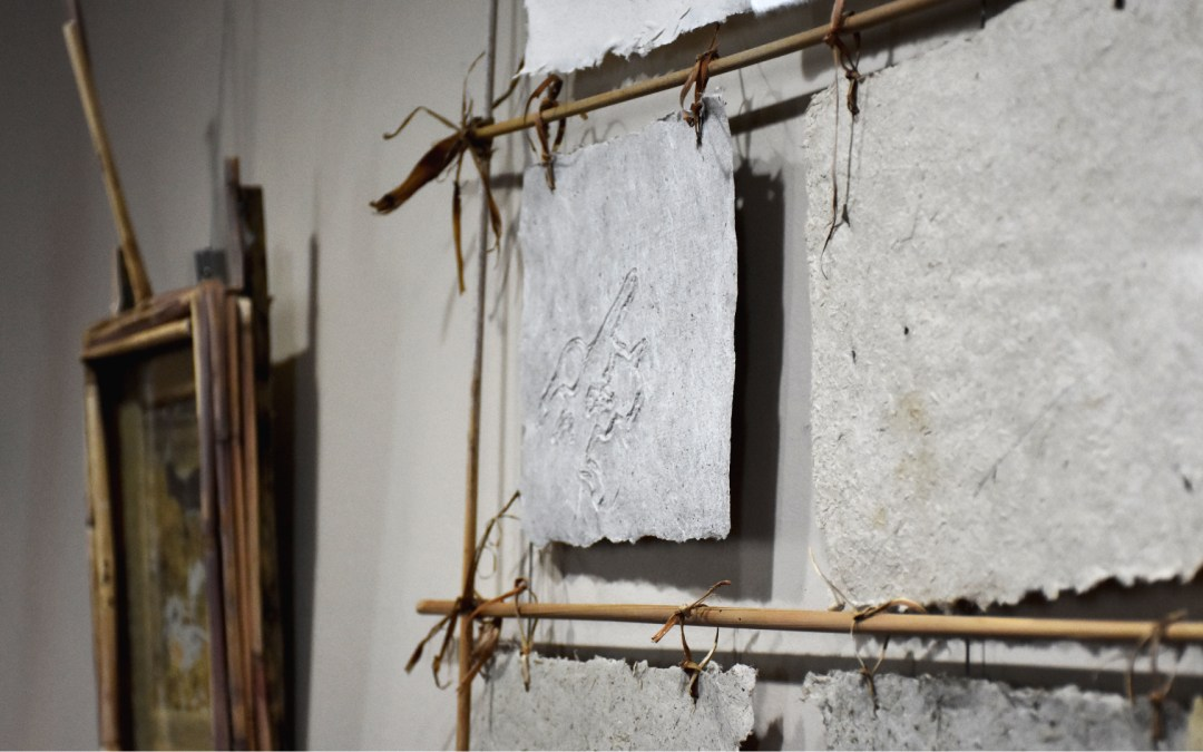 Don Sherman Exhibition | 'Anthology of Visual Arts Transitions into Papermaking'