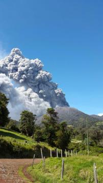 Turrialba Volcano. https://twitter.com/TheTicoTimes/status/576156472238804992/photo/1