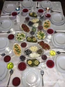 iftar masası