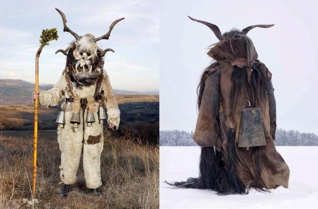 Il mascheramento: dai rituali d'origine pagana ad Halloween