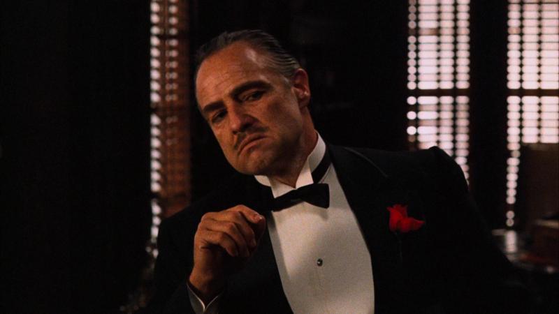 The Godfather (1972) - Marlon Brando as Don Vito Corleone