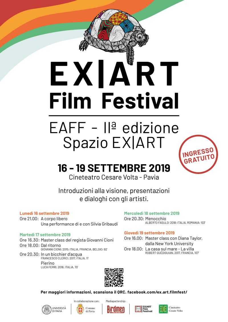 EAFF 2019 - Locandina