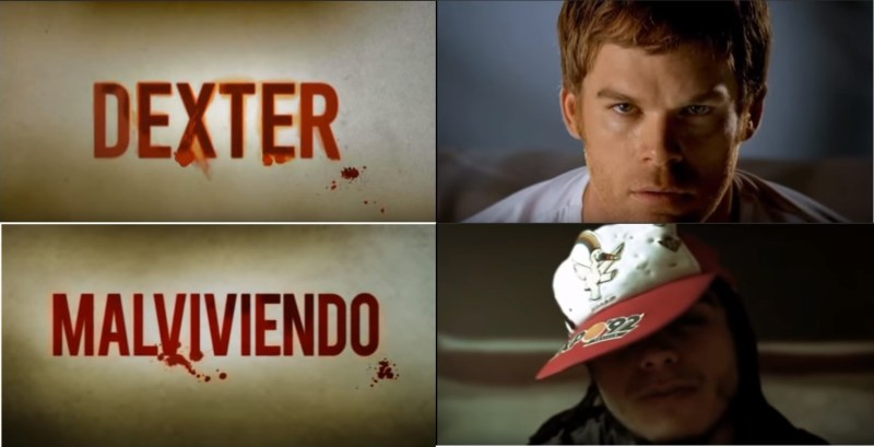 dexter-malviviendo-you-tube