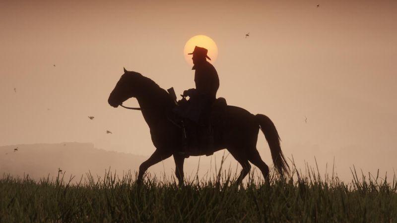 Nel videogioco Red Dead Redemption II l'atmosfera è in gran parte mutuata dal cinema western