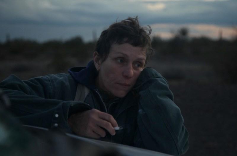 nomadland venezia film recensione
