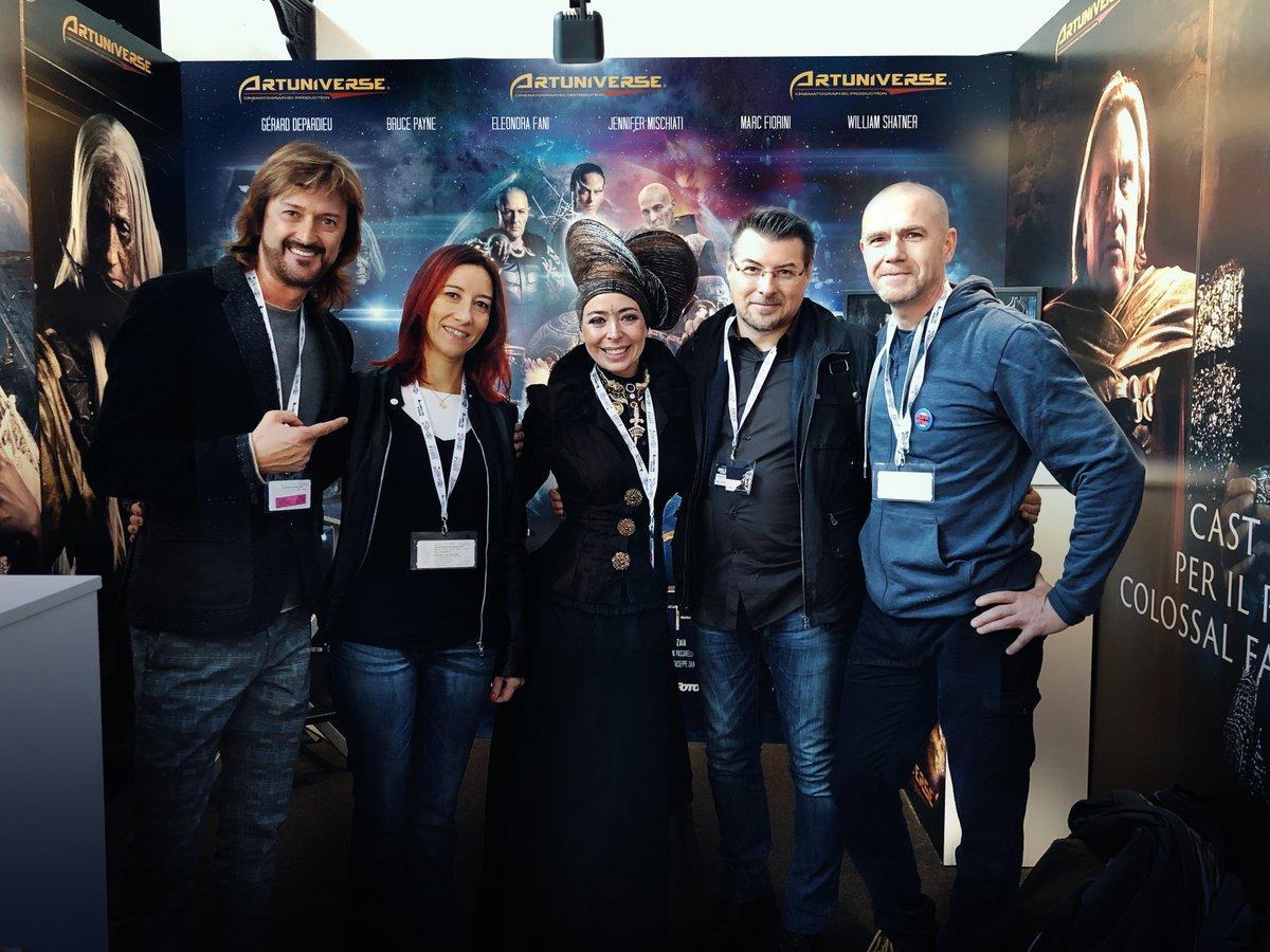 Creators-fantascienza