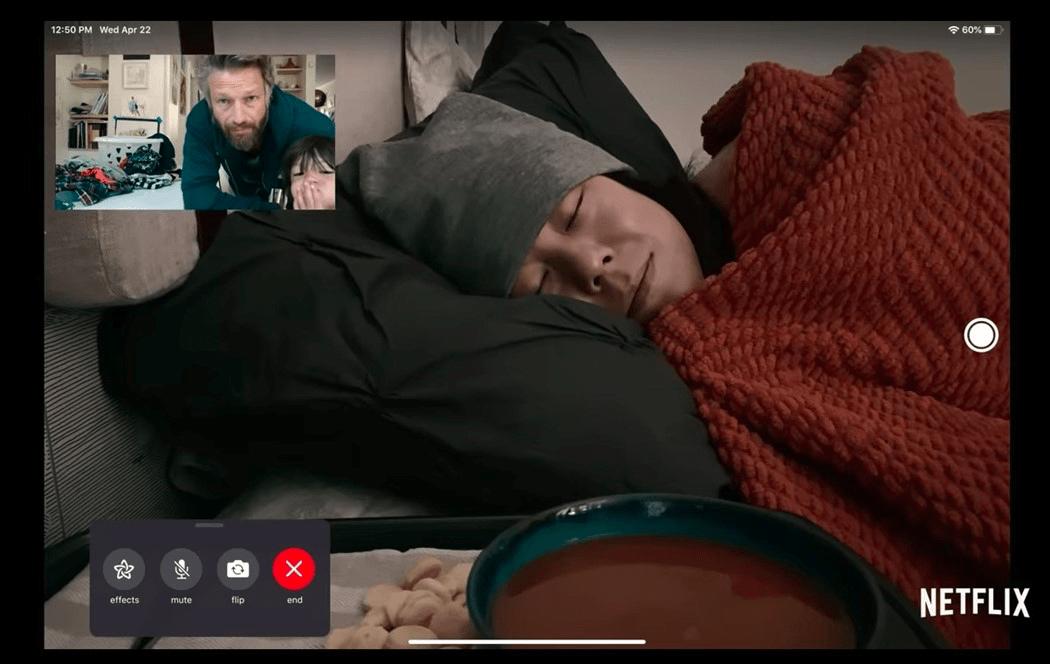 Quinto episodio di Social Distance