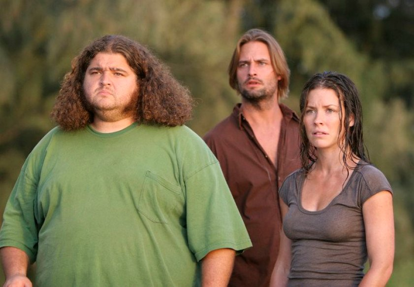 Hurley-Sawyer-Kate-Lost-Serie