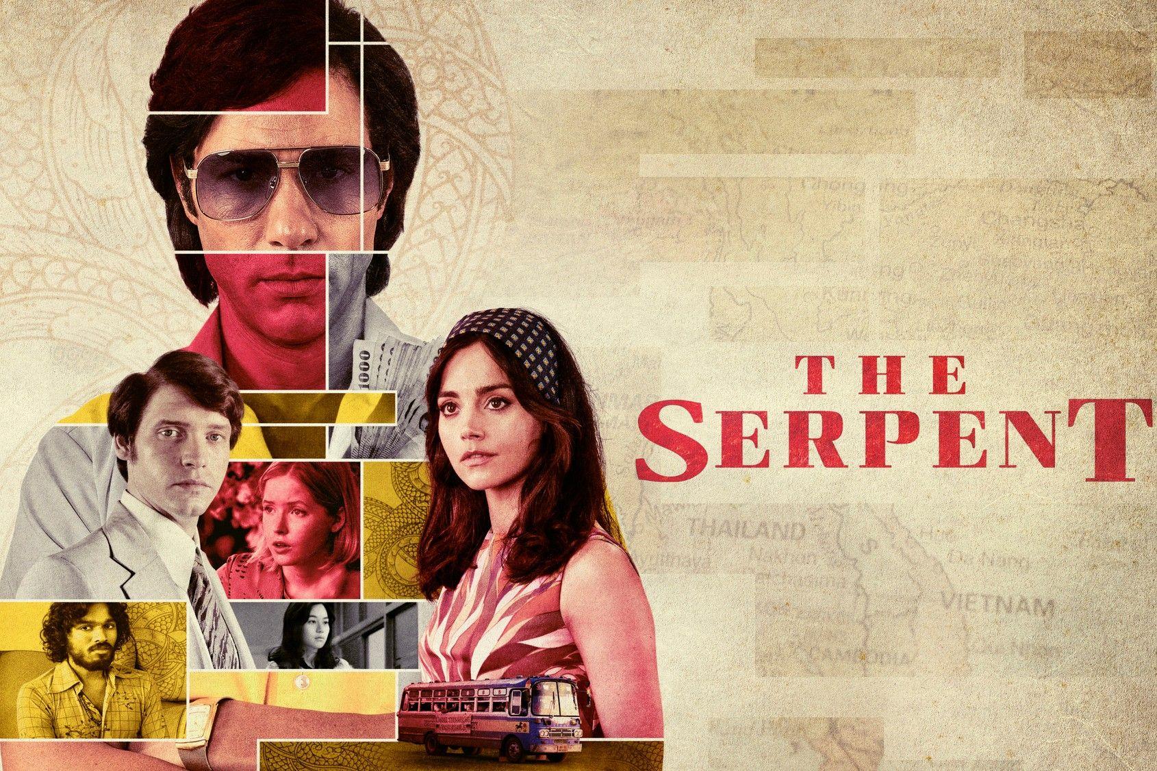 Serpent-Netflix