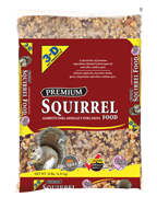 I Got My 3-D Squirrel Mix!