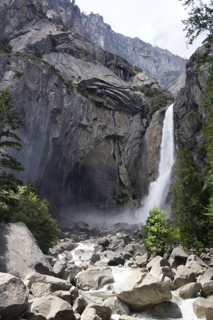Yosemite  : bulle reposante