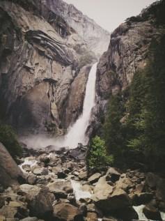 Yosemite Falls Lower