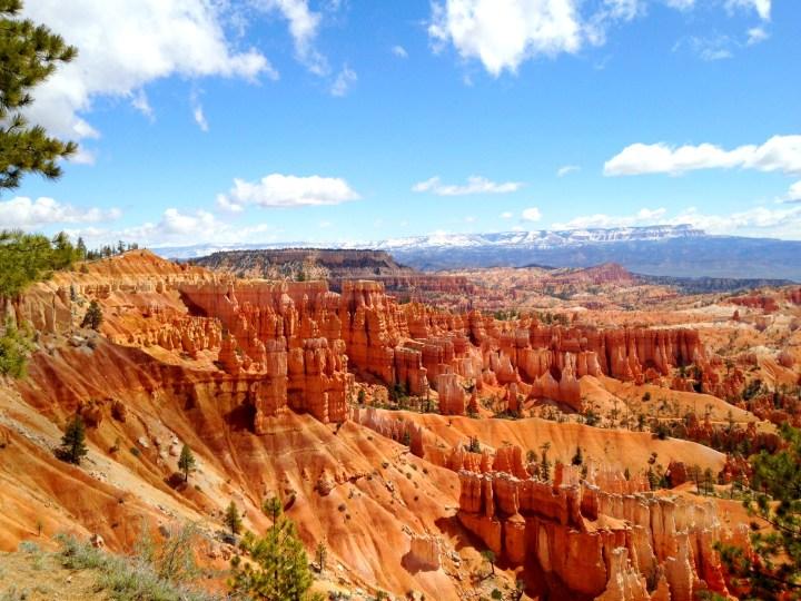 Top 5  des parcs nationaux aux USA