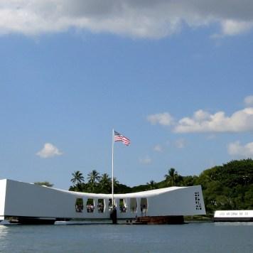 Pearl Harbor Memorial