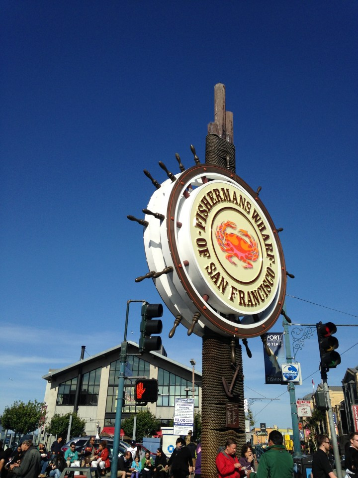 Zoom sur Fisherman's Wharf