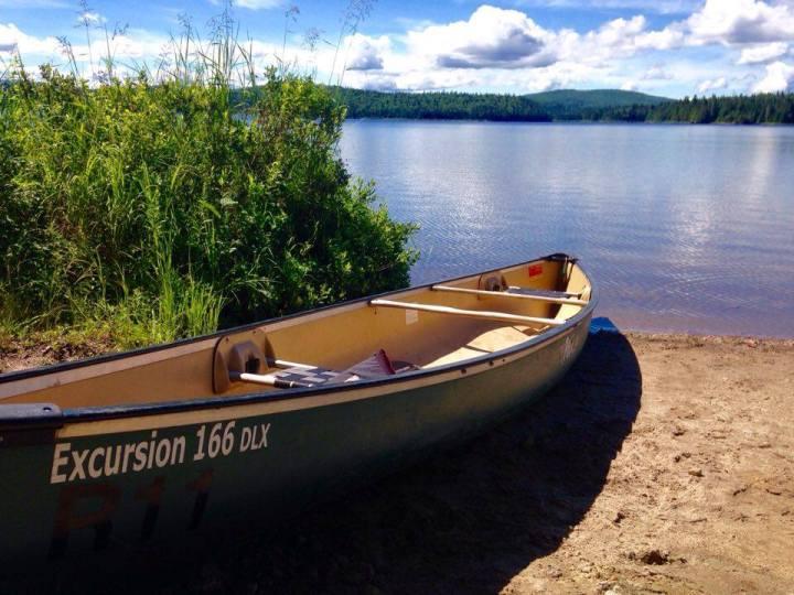 L'expérience du canot-camping