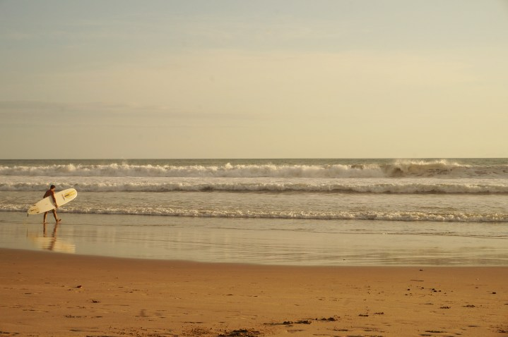 Spots de surf au Costa Rica