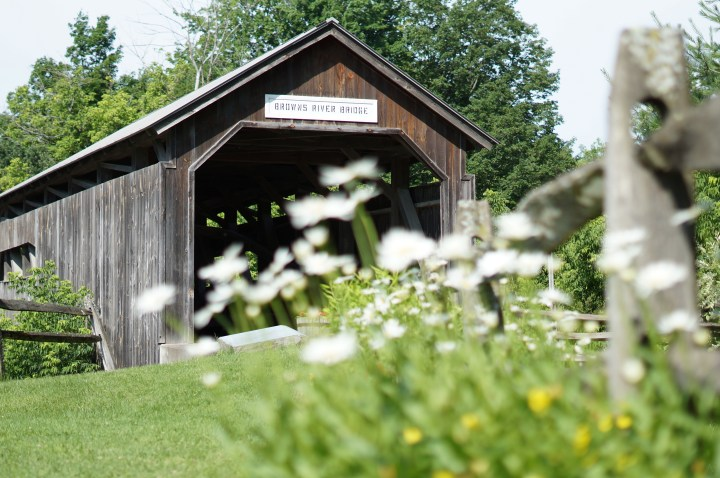Maple Street Covered Bridge