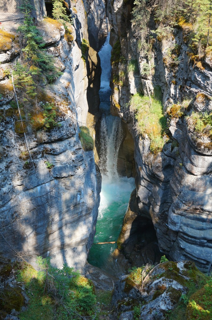 maligne-canyon