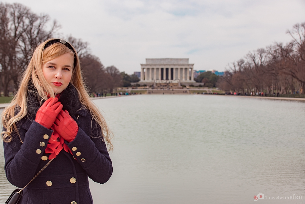 Lincoln Memorial and Pool