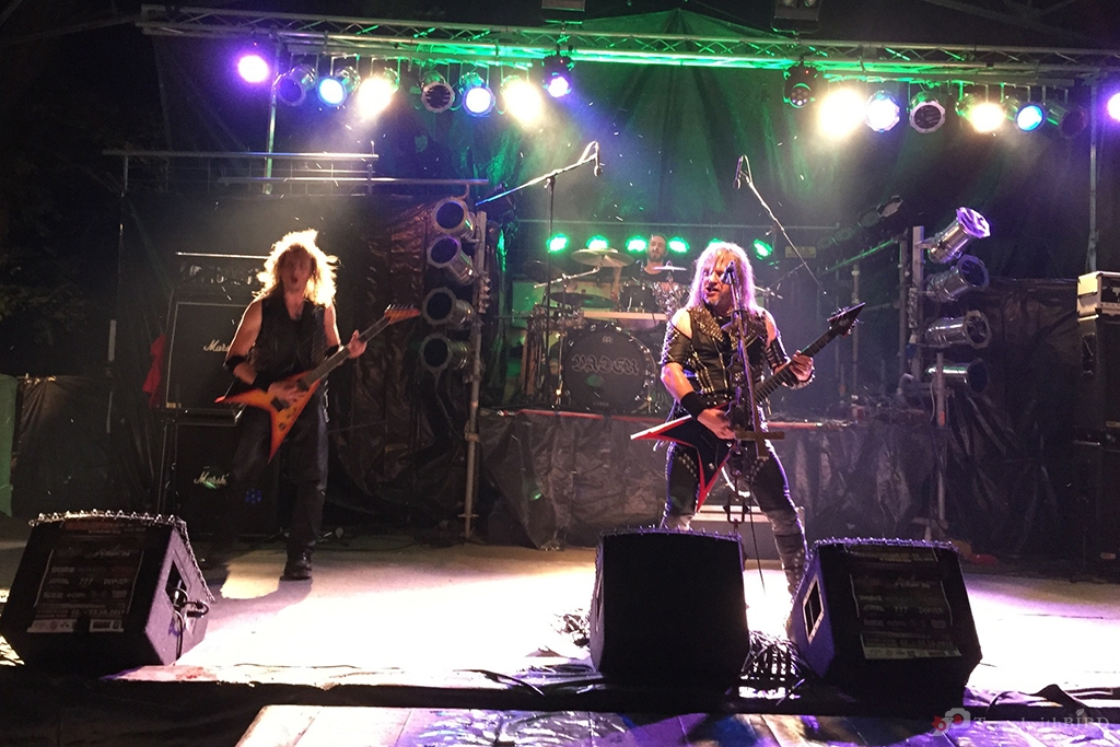Vader live in Thorgau - simply a blast!