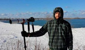 Lake Ontario Winter