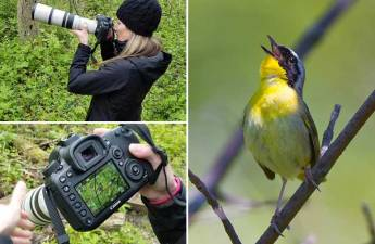 Bird Photography Camera