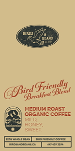 Bird Friendly Breakfast Blend