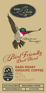 Bird Friendly Dark Blend