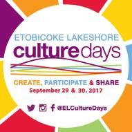 Etobicoke Lakeshore Culture Days 2017
