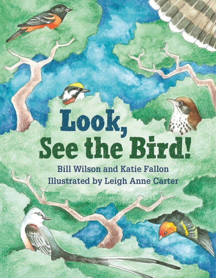 Look, See the Bird!