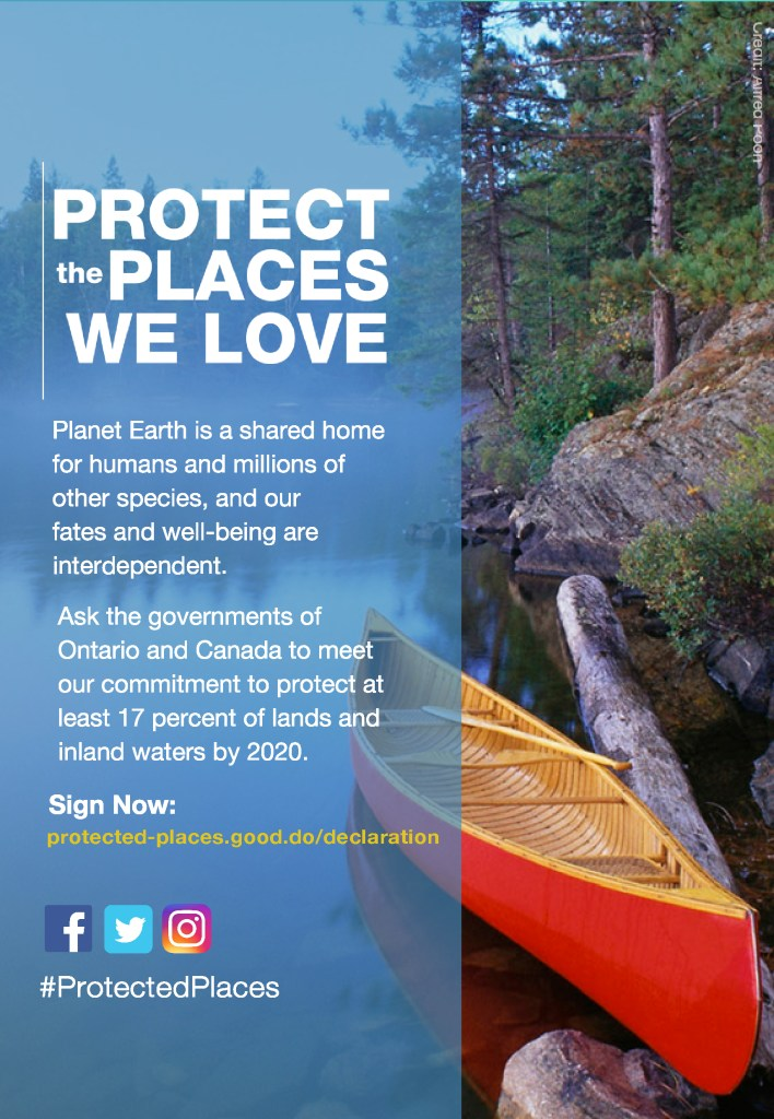 Protected Places Declaration