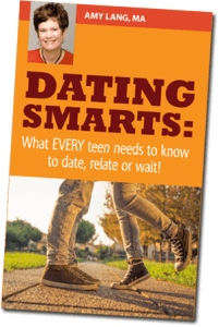 Dating Smarts by Amy Lang Book Cover