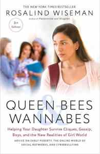 Queen Bees and Wannebes Book Cover