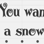 Free Printable Snowman Sign Template