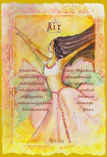 Air Element Angel Oracle Card Finished (2)