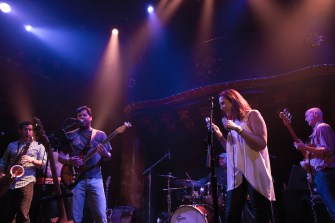 Birdseed at Great American Music Hall, January 2016